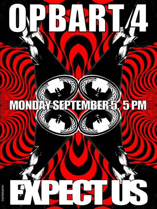 #OpBART 4 poster by @exiled surfer